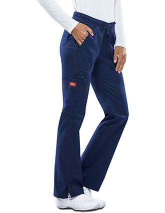 Dickies GenFlex Women's Low Rise Straight Leg Cargo Pant