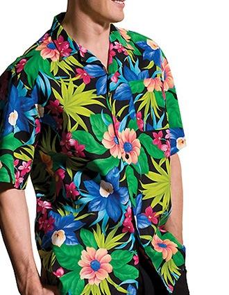 Hawaiian Camp Shirt-ED-1015