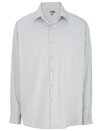 Men's Ls Spread Collar Dress Shirt-ED-1033