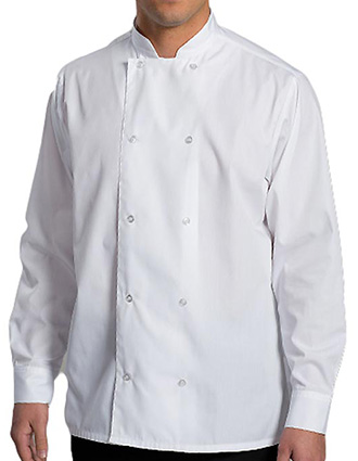 Edwards Unisex Double Breasted Server Shirt-ED-1350