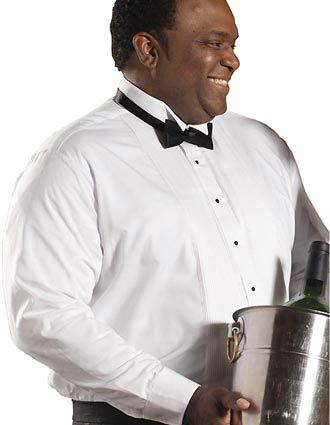 Men's Tuxedo Shirt-ED-1390