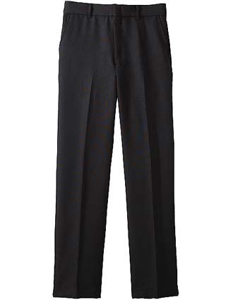 Men's Polyester Flat Front Pant-ED-2290