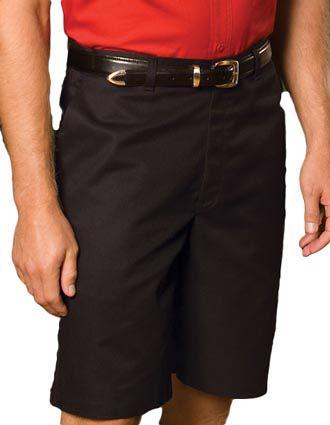Men's Flat Front Short 11