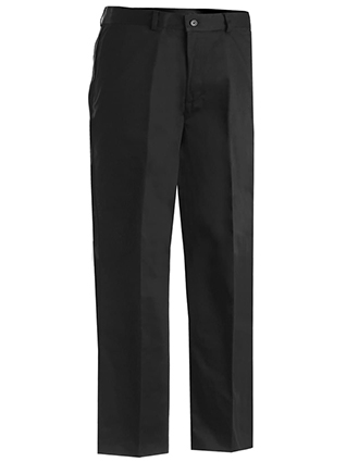 Men's Blended Chino Flat Front Pant-ED-2570