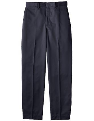 Men's Microfiber Flat Front Pant-ED-2574
