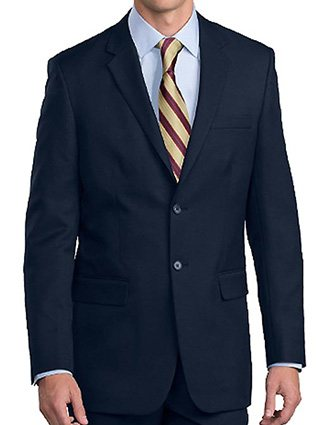 Edward Men's Synergy Washable Suit Coat-ED-3525