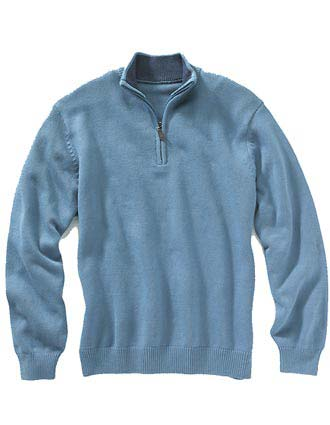Quarter Zip Sweater-ED-712