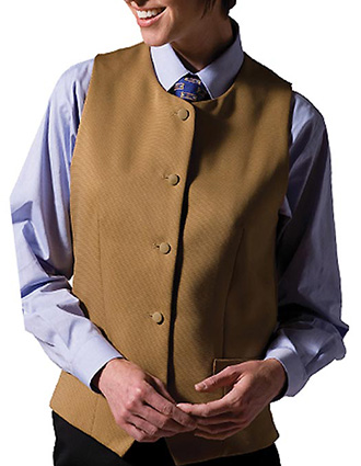 Women's Bistro Vest-ED-7392