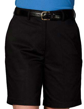 Women's Utility Flat Front Short-ED-8465