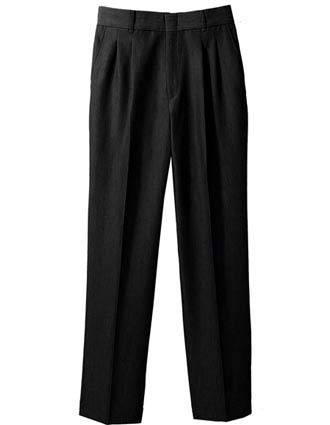 Women's Washable Wool Blend Pleated Pant-ED-8629