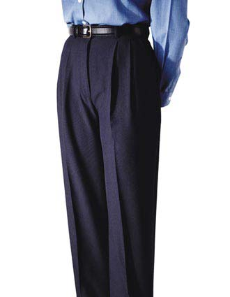 Women's Polyester Pleated Pant-ED-8691