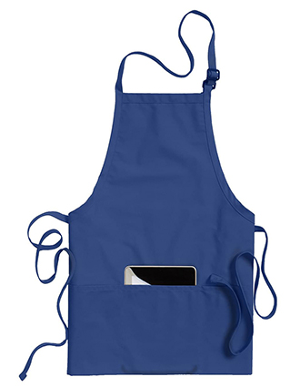 Bib Apron With Pockets-ED-9002