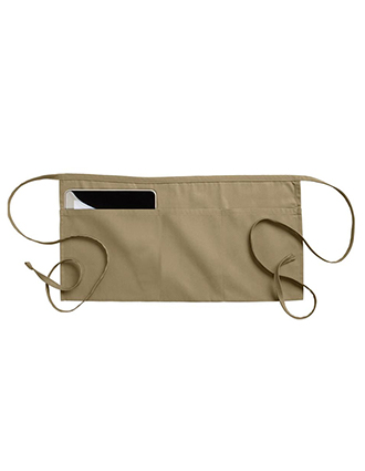 Edwards Three Pocket Waist Apron-ED-9003