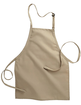 Bib Apron Without Pockets-ED-9004