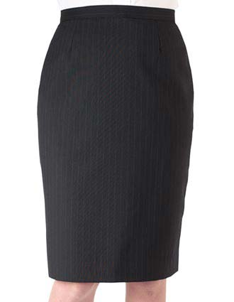 Women's Pinstripe Skirt-ED-9769