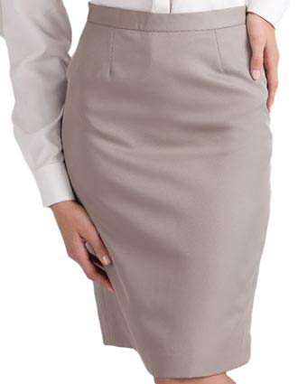 Women's Microfiber Skirt-ED-9792