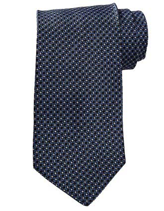 Edward Unisex Circles And Dots Tie-ED-CD00