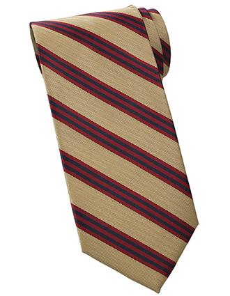 Edward Unisex Quint Stripe Tie-ED-QS00