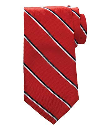 Edward Unisex Narrow Stripe Tie-ED-RP00