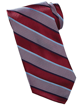 Edward Unisex Wide Stripe Tie-ED-SW00