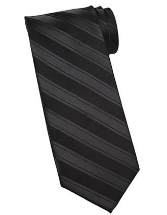 Edward Unisex Tonal Stripe Tie-ED-TS00