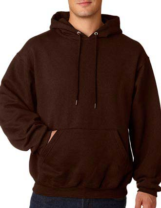 82130 Fruit of the Loom Adult Supercotton Hooded Sweatshirt-FO-82130