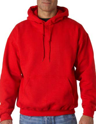 12500 Gildan Adult Gildan DryBlendHooded Sweatshirt-GI-12500