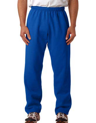 18400 Gildan Adult Heavy BlendOpen-Bottom Sweatpants