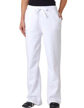 Gildan Missy Fit Heavy BlendOpen Bottom Sweatpants-GI-18400FL