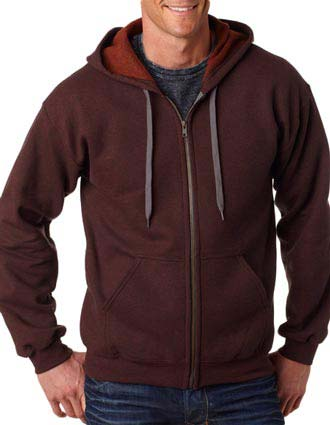 Gildan Adult Heavy BlendVintage Classic Full-Zip Hooded Sweatshirt-GI-18700
