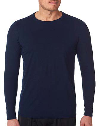Gildan Adult Core Performance Long-Sleeve T-Shirt-GI-42400