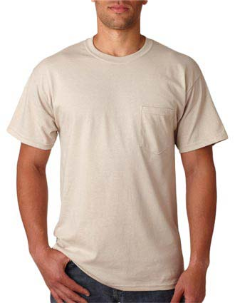 Gildan Adult Ultra CottonT-Shirt with Pocket-GI-G2300
