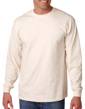 G2400 Gildan Adult Ultra CottonLong-Sleeve T-Shirt-GI-G2400