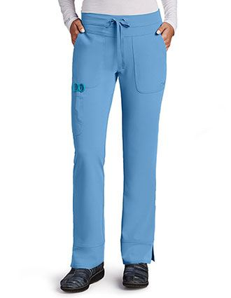 Greys Signature Women's Three Pocket Low Rise Scrub Pant