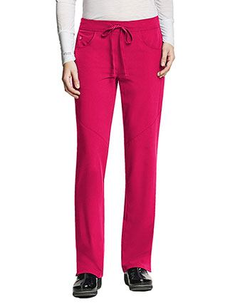 Grey's Anatomy Signature Women's Sofia 5-Pockets Straight Leg Tall Pant