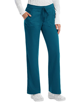 Grey's Anatomy Junior Fit Four Pocket Scrub Pants-GR-4245