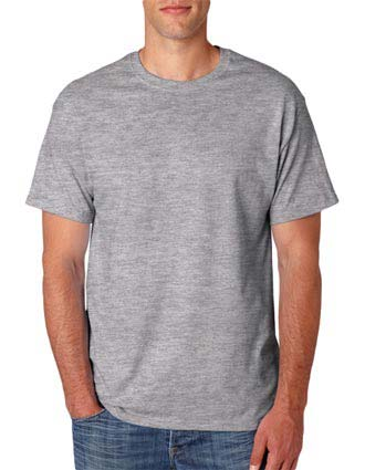 5280 Hanes Adult ComfortSoft® Heavyweight T-Shirt-HA-5280
