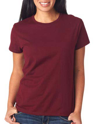 SL04 Hanes Ladies' Nano-T® T-Shirt-HA-SL04