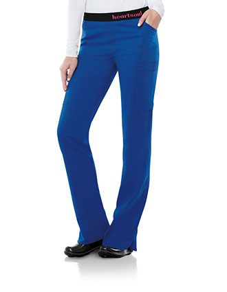 HeartSoul Women's So In Love Low-Rise Pull-on Pant-HE-20101A