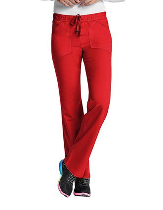 HeartSoul Women's Drawn To You Low-Rise Drawstring Pant-HE-20102A
