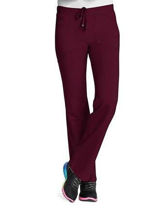 HeartSoul Women's Tall Drawn To You Low Rise Drawstring Pant