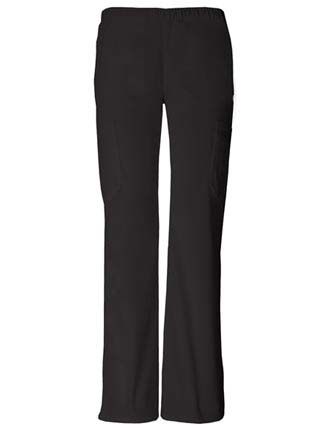 HeartSoul Women's Soul Mate Pull-On Cargo Scrub Pants-HE-20140