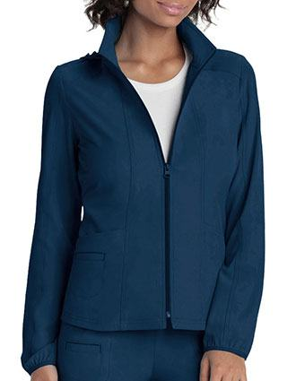 HeartSoul Women's In Da Hood Warm-up Jacket-HE-20310