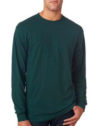 21L Jerzees Adult JERZEES® SPORT Polyester Long-Sleeve T-Shirt-JE-21L