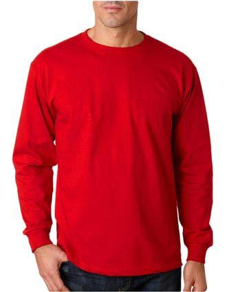 363LS Jerzees Adult HiDENSI-TLong-Sleeve T-Shirt-JE-363LS