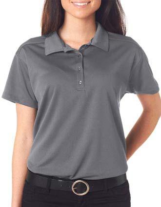 Jerzees Ladies' JERZEES® SPORT Polyester Polo-JE-441W