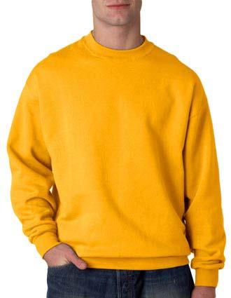 Jerzees Adult Super Sweats Crew Neck Sweatshirt-JE-4662