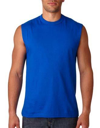 49 Jerzees Adult HiDENSI-TSleeveless T-Shirt-JE-49