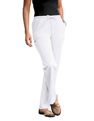 Jockey Scrubs Womens Double Welt Pocket Medical Pants-JO-2273