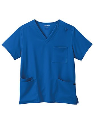 Jockey Scrubs Unisex Four Pocket Basic Scrub Top